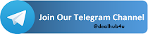 dealshubtech.in dealshub deals hub telegram dealhub4u