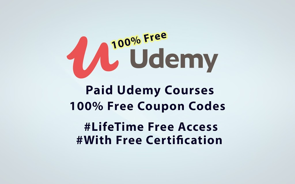 Udemy paid courses for free udemy premium courses